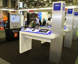 Desk to reuse in fair shows