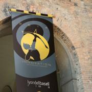 Allestimento convegno Lyondellbasell Castello degli Estensi Ferrara_005