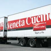 Decorazione camion gracato Veneta Cucine001