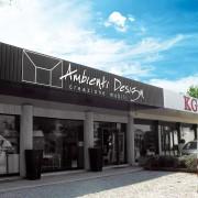 Insegna negozio Ambienti Design_001