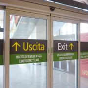 Segnaletica Aeroporto di Venezia