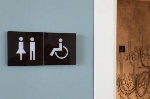 Signage WC